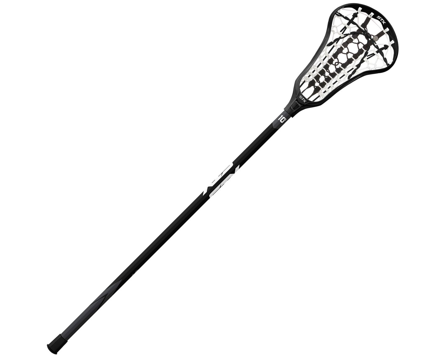 STX Women's Crux 400 on Exult 300 Complete Lacrosse Stick