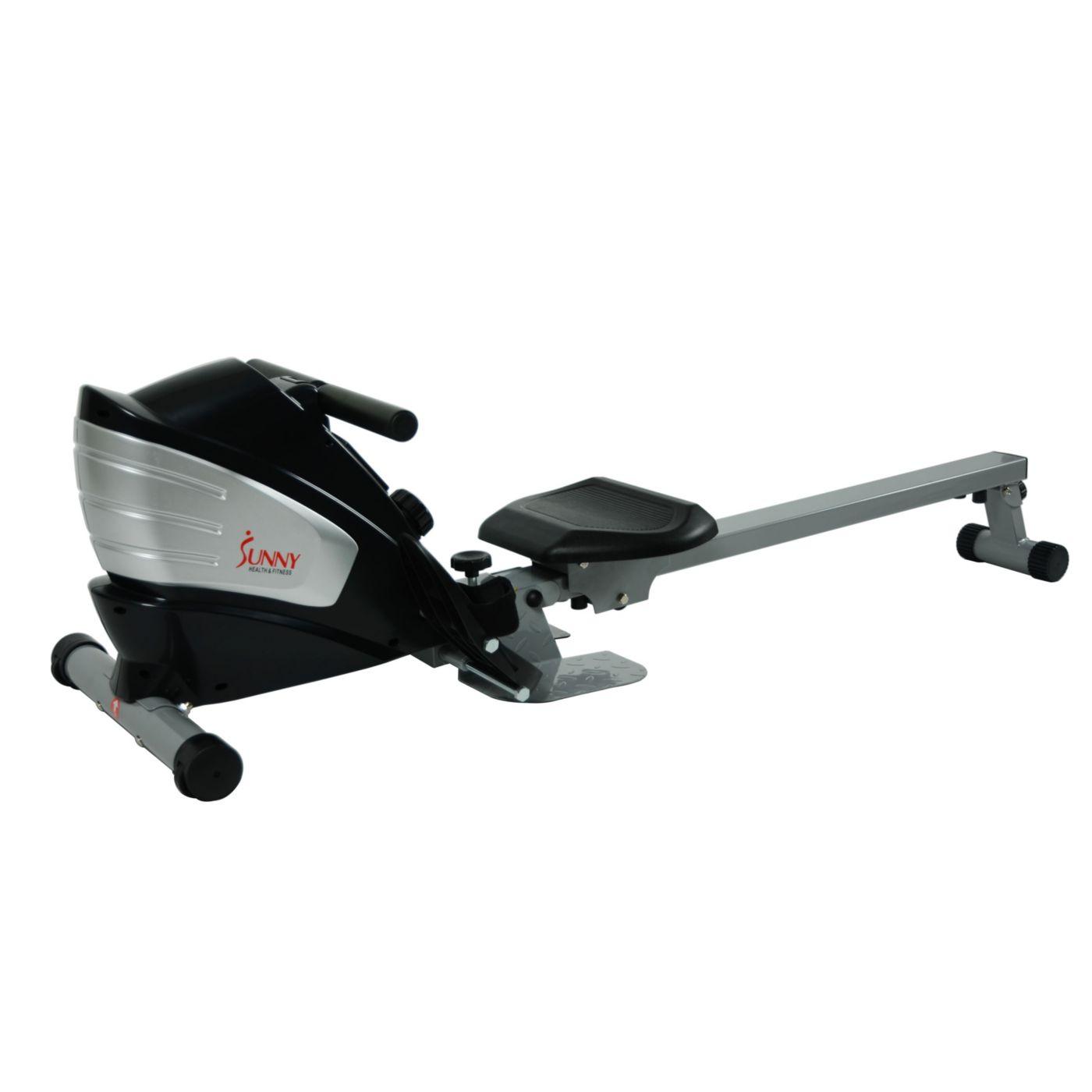 Sunny Health & Fitness SF-RW5622 Dual-Function Rowing Machine