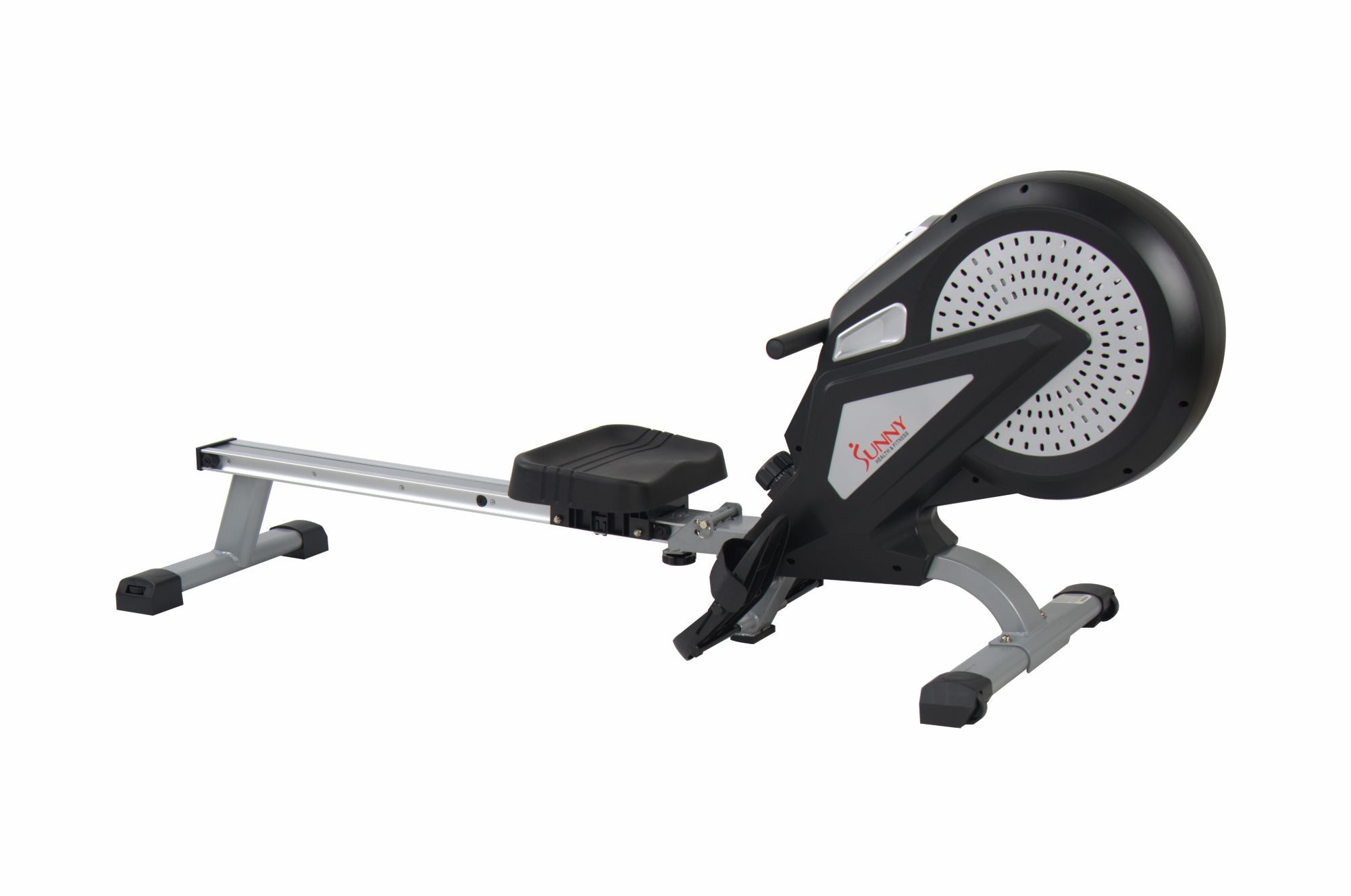 Air exercise equipment : Sunny health fitness sf rw air magnetic rower dick s