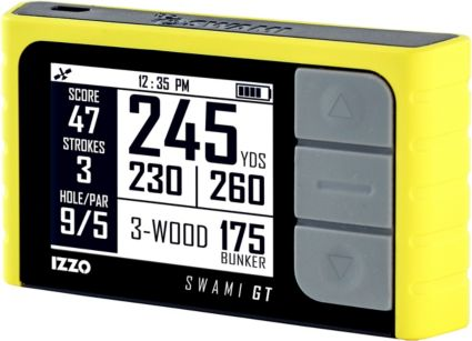 Swami GT Golf GPS and Game Tracker