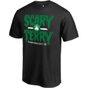"NBA Men's Boston Celtics Terry Rozier ""Scary Terry"" Black T-Shirt"