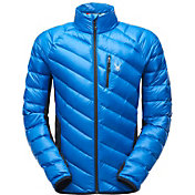 Spyder Men's Syrround Hybrid Full Zip Jacket