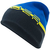 Spyder Men's Reversible Word Ski Hat