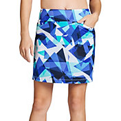 Tail Women's Printed Knit Pull-On Golf Skort