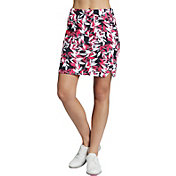 Tail Women's Pull-On Front Slit Golf Skort