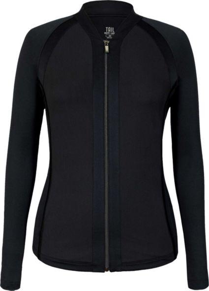 Tail Women's Raglan Full-Zip Golf Jacket
