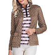 Tail Women's Perla Quilted Golf Jacket