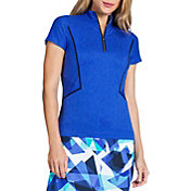 Tail Women's Short Sleeve ¼ Zip Golf Top