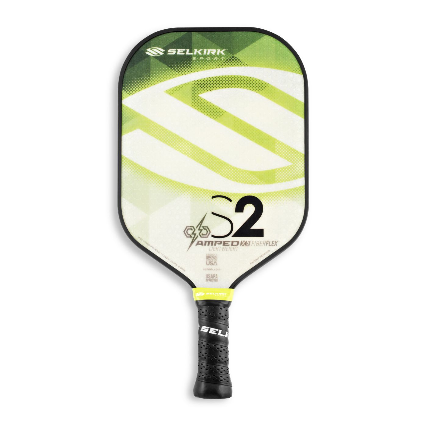 Sellkirk Amped S2 Lightweight Pickleball Paddle