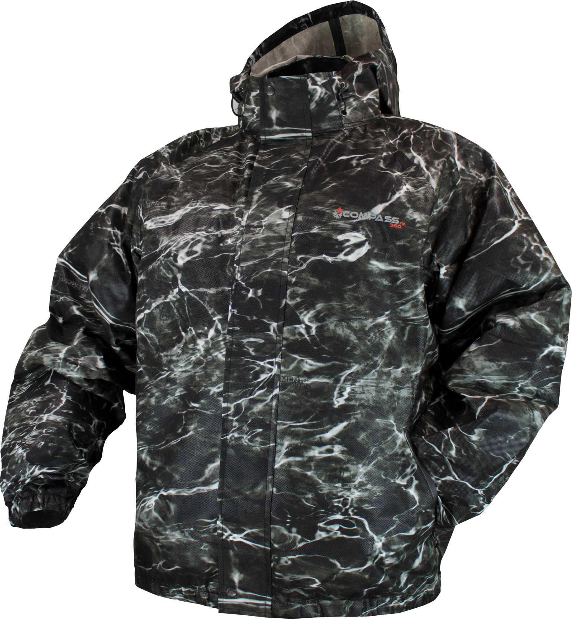 Compass 360 Men's AdvantageTek Jacket, Medium, Black
