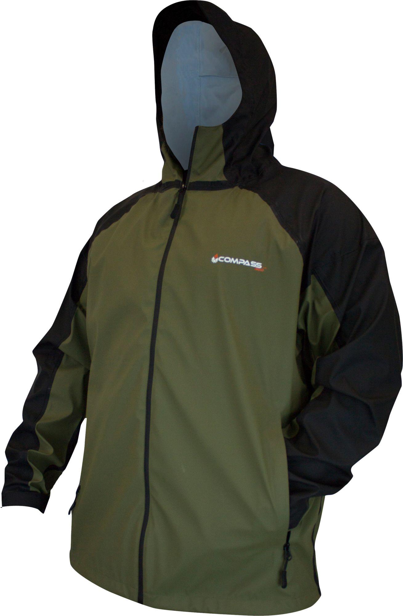 Compass 360 Men's PILOT POINT Jacket, Medium, Black
