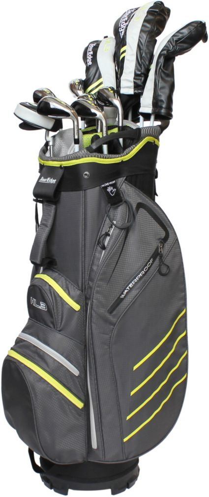 Tour Edge Women's Hot Launch HL3 To-Go 16-Piece Complete Set – (Graphite)