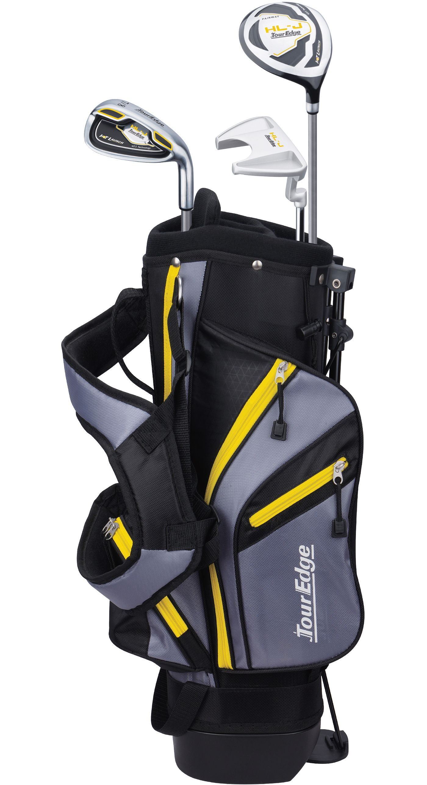 "Tour Edge Junior Hot Launch HL-J Complete Set – (Height 40"" – 46"")"