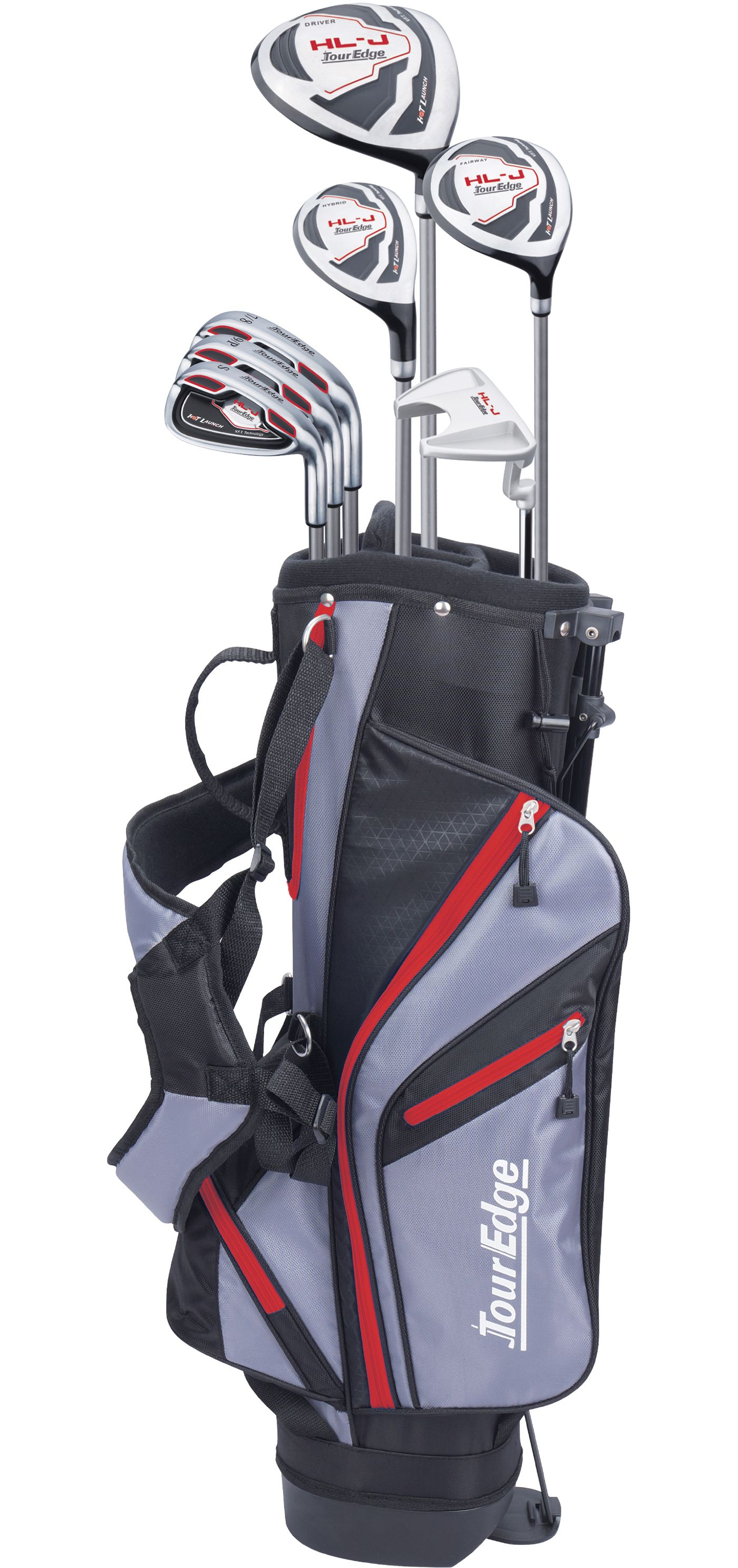 "Tour Edge Junior Hot Launch HL-J Complete Set – (Height 58"" – 64"")"