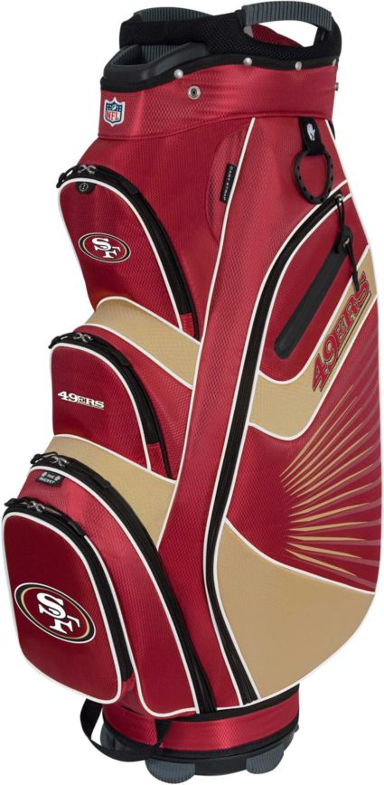 Team Effort San Francisco 49ers Bucket II Cooler Cart Bag