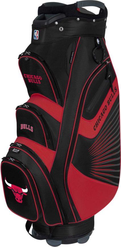 Team Effort Chicago Bulls Bucket II Cooler Cart Bag