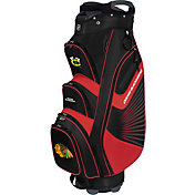 Team Effort Chicago Blackhawks Bucket II Cooler Cart Golf Bag