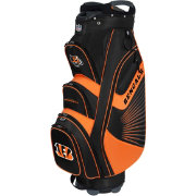 Team Effort Cincinnati Bengals Bucket II Cooler Cart Golf Bag