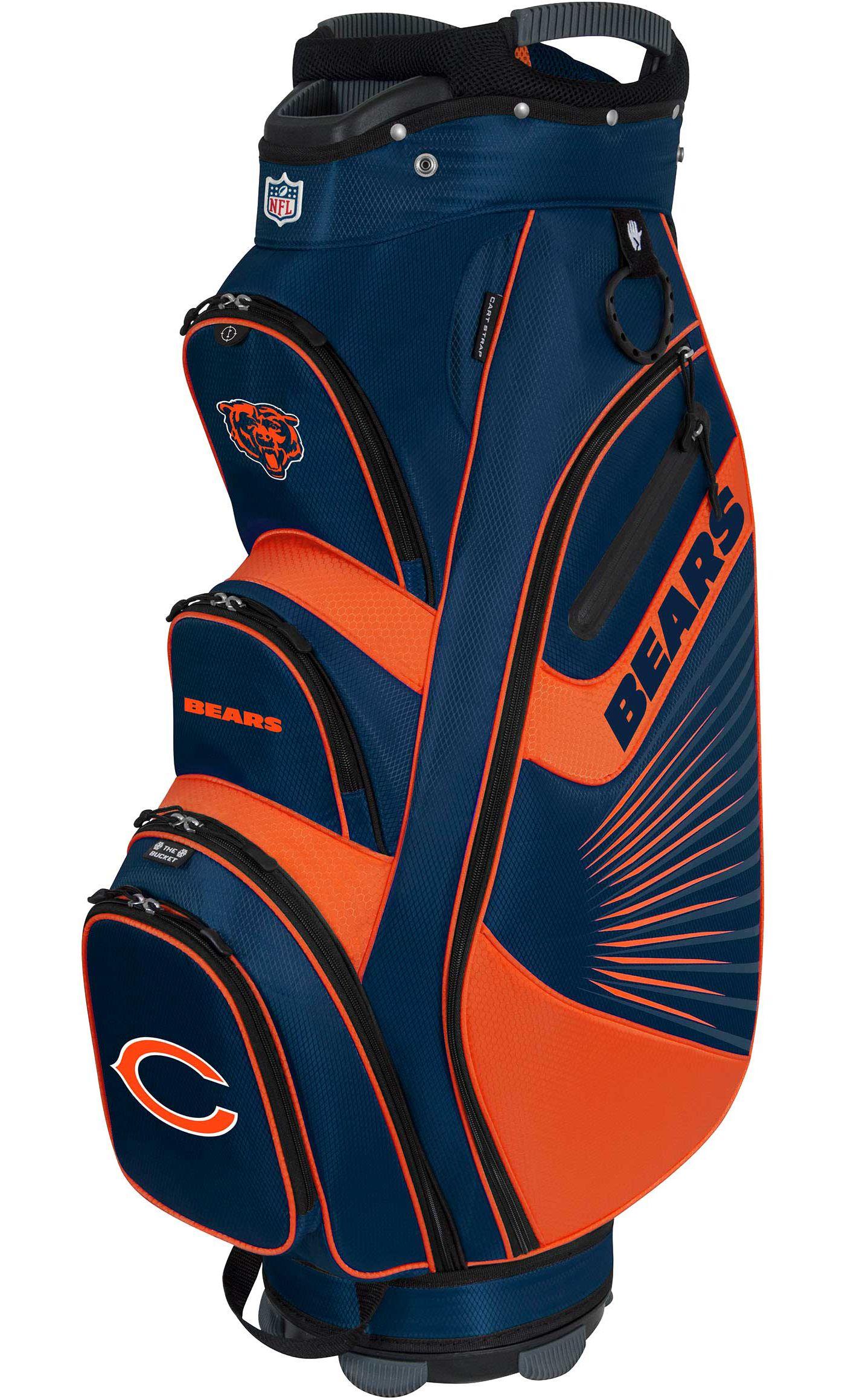 Team Effort Chicago Bears Bucket II Cooler Cart Bag