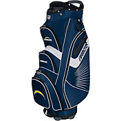 Team Effort Los Angeles Chargers Bucket II Cooler Cart Golf Bag