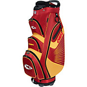 Team Effort Kansas City Chiefs Bucket II Cooler Cart Golf Bag