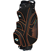 Team Effort Miami Dolphins Bucket II Cooler Cart Golf Bag