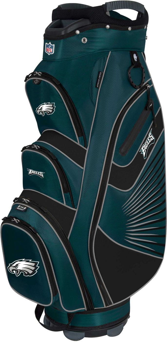 huge discount ba02c e8bb7 Team Effort Philadelphia Eagles Bucket II Cooler Cart Bag