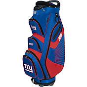 Team Effort New York Giants Bucket II Cooler Cart Golf Bag