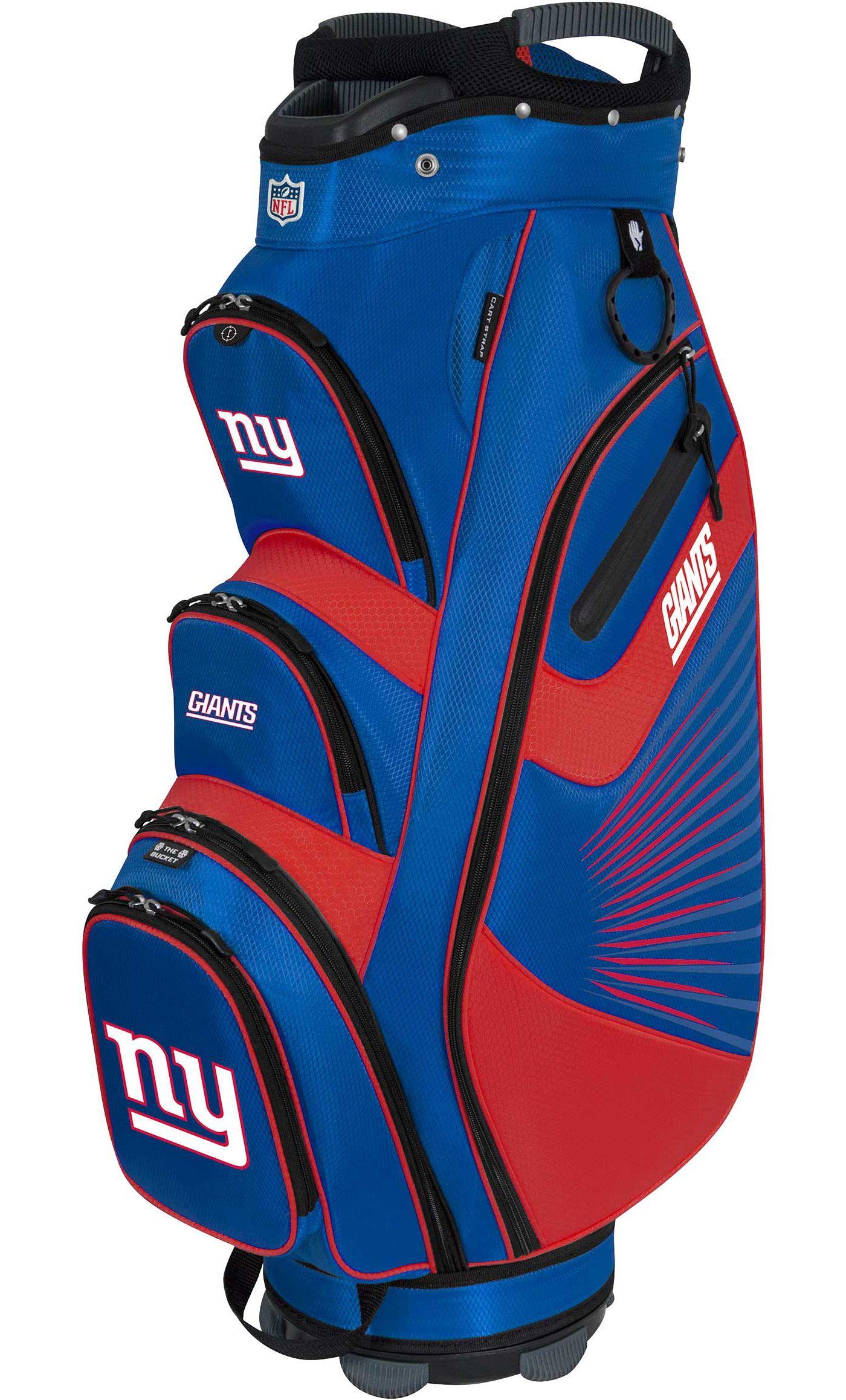 Team Effort New York Giants Bucket II Cooler Cart Bag