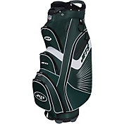 Team Effort New York Jets Bucket II Cooler Cart Golf Bag
