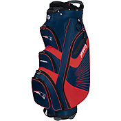 Team Effort New England Patriots Bucket II Cooler Cart Golf Bag