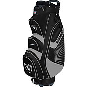 Team Effort Oakland Raiders Bucket II Cooler Cart Golf Bag