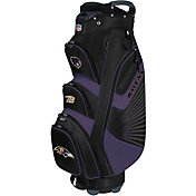 Team Effort Baltimore Ravens Bucket II Cooler Cart Golf Bag