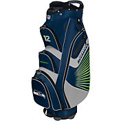 Team Effort Seattle Seahawks Bucket II Cooler Cart Golf Bag