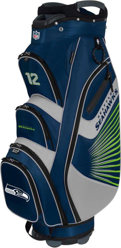 Team Effort Seattle Seahawks Bucket II Cooler Cart Bag