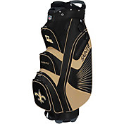 Team Effort New Orleans Saints Bucket II Cooler Cart Golf Bag