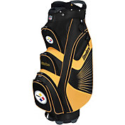 Team Effort Pittsburgh Steelers Bucket II Cooler Cart Golf Bag