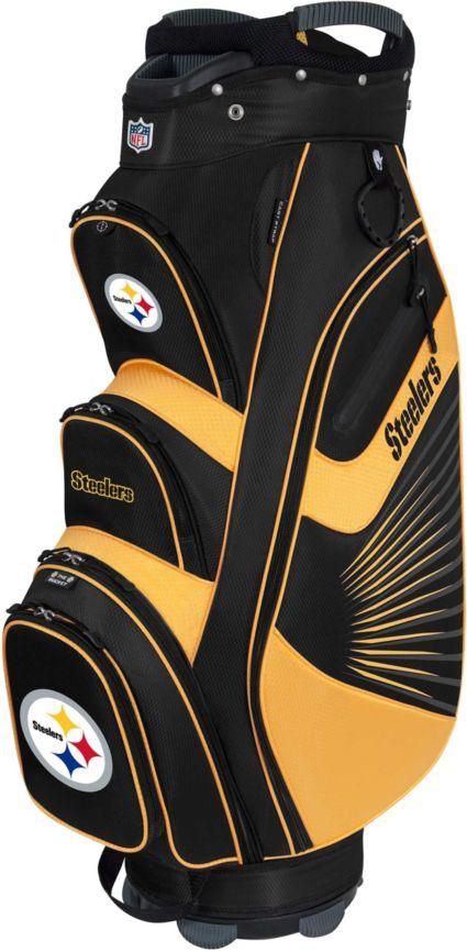 Team Effort Pittsburgh Steelers Bucket II Cooler Cart Bag