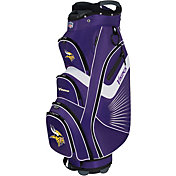 Team Effort Minnesota Vikings Bucket II Cooler Cart Golf Bag