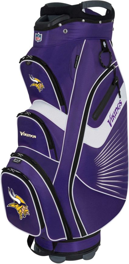 Team Effort Minnesota Vikings Bucket II Cooler Cart Bag