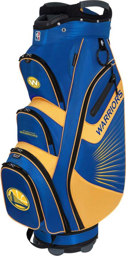 Team Effort Golden State Warriors Bucket II Cooler Cart Bag