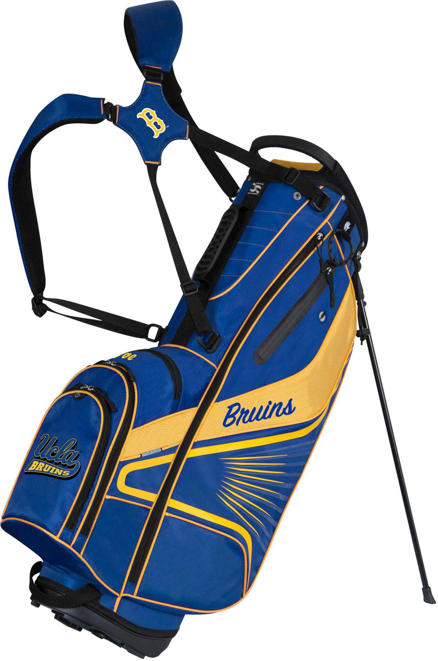 Team Effort UCLA Bruins Gridiron III Stand Bag