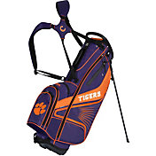 Team Effort Clemson Tigers Gridiron III Stand Bag