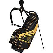 Team Effort Pittsburgh Penguins Gridiron III Stand Golf Bag