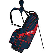 Team Effort New England Patriots Gridiron III Stand Golf Bag