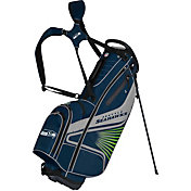 Team Effort Seattle Seahawks Gridiron III Stand Golf Bag