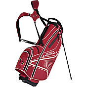 Team Effort Arizona Cardinals Gridiron III Stand Golf Bag