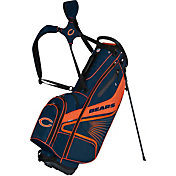 Team Effort Chicago Bears Gridiron III Stand Golf Bag