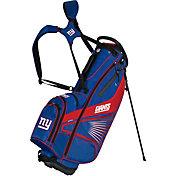 Team Effort New York Giants Gridiron III Stand Golf Bag