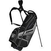 Team Effort Oakland Raiders Gridiron III Stand Golf Bag